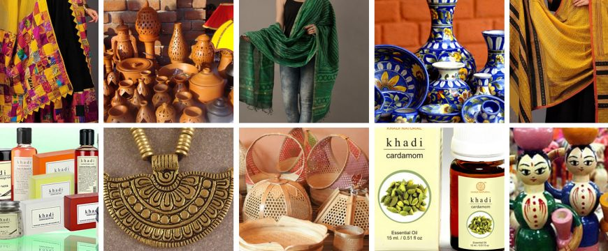Khadi Herbal and Handicraft Products